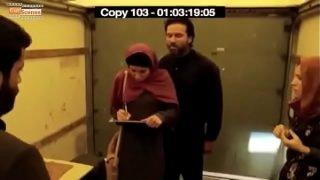 Muslim forced in garage (movie name please?)
