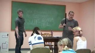 PKF schoolgirl snuff showdown 2