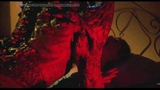 Tara Spencer Nairn violated by demon in Wishmaster 4